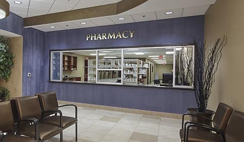 There are full service pharmacies located inside three of our clinics. Our highly trained and knowledgeable staff are available to answer questions and ensure you have complete understanding your prescriptions.