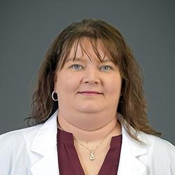 Valerie's focus is family practice but she is a certified APRN, FNP-BC and CHPN.