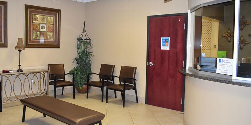Interior of PCCEK in Hazard - Dental Location