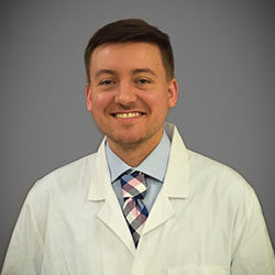 Dr. Jordan Burke grew up in Kite, KY and completed his undergraduate and medical school degrees at the University of Kentucky. He completed his Pediatric Residency at the University of Florida in Gainesville, FL. In his free time he enjoys trying new foods with his wife, audio books, and a wide variety of music.